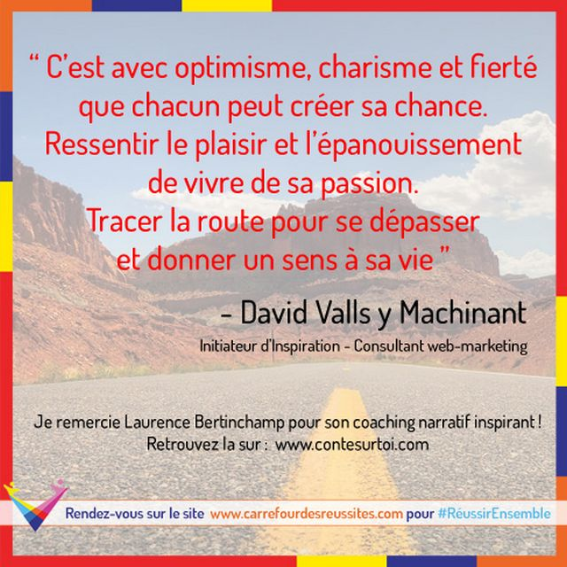 Définition de l'entrepreneuriat - citation David VallsyMachinant